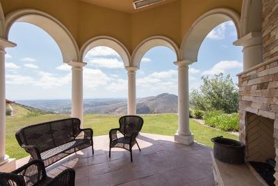 Rancho Santa Fe Single Family Home For Sale: 8036 Camino De Arriba