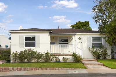 La Jolla Single Family Home For Sale: 544 Rushville