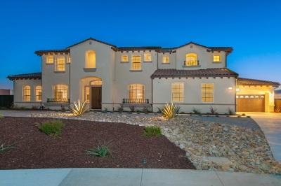 Single Family Home For Sale: 15603 Via Santa Pradera