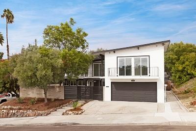 Del Cerro, Del Cerro Heights, Del Cerro Highlands, Del Cerro Terrace Single Family Home For Sale: 6502 Airoso Ave