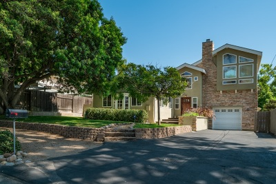 Del Mar Single Family Home For Sale: 12745 Via Donada