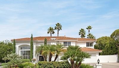 Encinitas Single Family Home For Sale: 3124 Brookside Lane