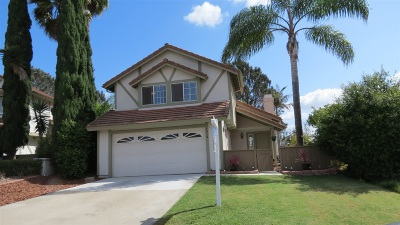 Vista Single Family Home For Sale: 1914 Willow Ridge Dr.