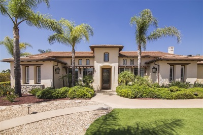 Poway Single Family Home For Sale: 13660 Ash Hollow Crossing