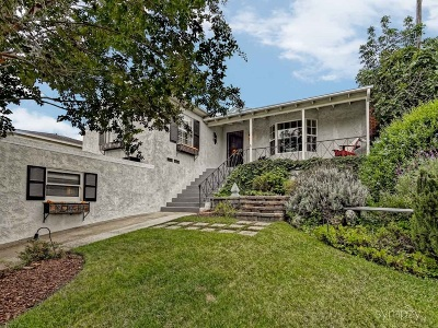 San Diego Single Family Home For Sale: 4644 Esther Street