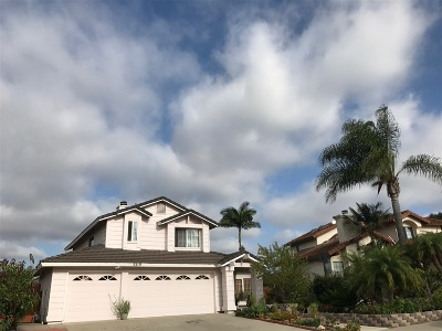Oceanside Single Family Home For Sale: 5219 Robinwood Drive