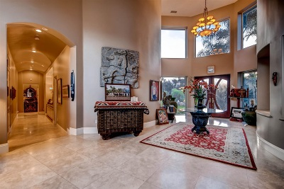 San Diego County Single Family Home For Sale: 7060 Via Mariposa Sur