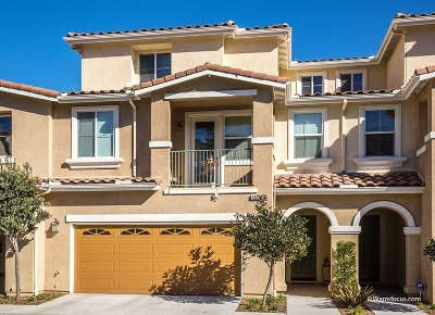 Carlsbad Townhouse For Sale: 6928 Tourmaline Pl