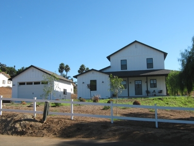 Vista Single Family Home For Sale: 3024 Gopher Canyon Road