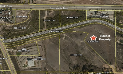 Oceanside Residential Lots & Land For Sale: El Camino Real