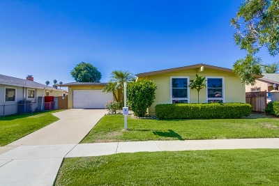 Single Family Home For Sale: 2987 Luna Ave