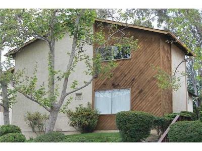 San Diego Townhouse For Sale: 3631 Lemona Ave #C