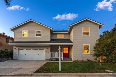 Single Family Home For Sale: 3712 Jennings St