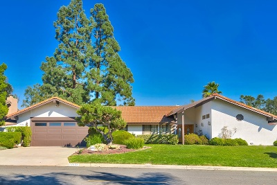 Single Family Home For Sale: 17533 St. Andrews Drive