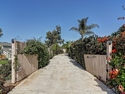 Carlsbad Single Family Home For Sale: 1420 Pine Ave