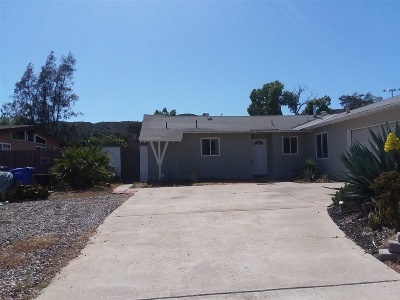 Poway Single Family Home For Sale: 13326 Powers Rd