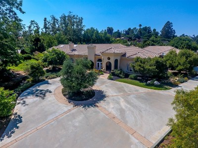 Poway Single Family Home For Sale: 15181 Huntington Gate