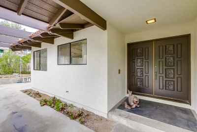 Encinitas Single Family Home For Sale: 575 Ocean View Ave