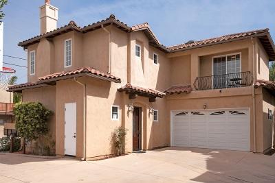 Single Family Home For Sale: 384 Bonair Street