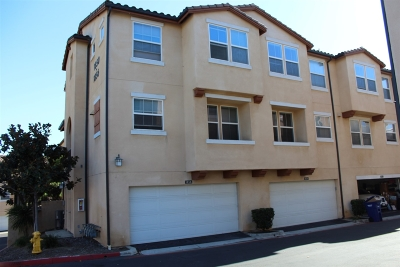 San Diego County Attached For Sale: 1854 E 12th Street