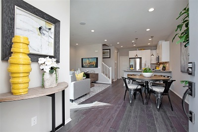 Carlsbad Townhouse For Sale: 3144 Dega Place
