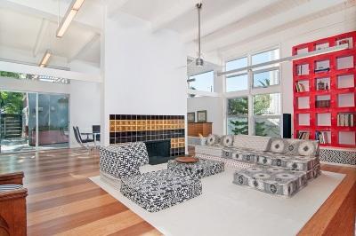 La Jolla Single Family Home For Sale: 7542 Cabrillo Avenue