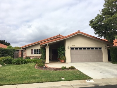 Single Family Home For Sale: 935 Crescent Bend