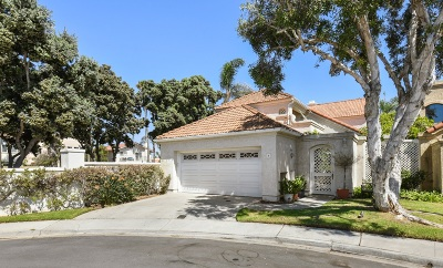 Coronado Single Family Home For Sale: 1 Bridgetown Bend