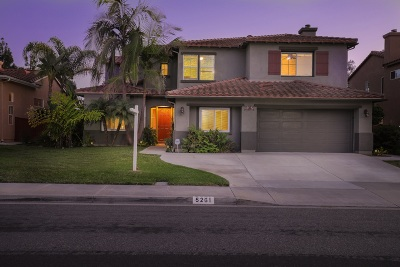 Carlsbad Single Family Home For Sale: 5261 Milton Road