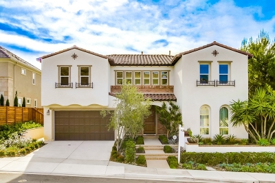 San Marcos Single Family Home For Sale: 956 Tucana Dr