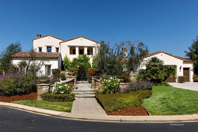 Single Family Home For Sale: 16547 Down Memory Lane