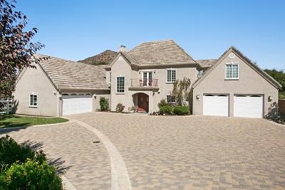 Single Family Home For Sale: 2652 Vista Del Rio