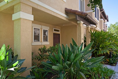 Carlsbad Townhouse For Sale: 6346 Citracado Cir.