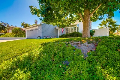 Oceanside Single Family Home For Sale: 2329 Autumn Dr.