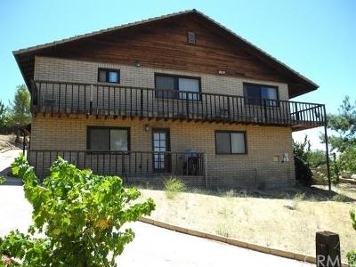 Single Family Home For Sale: 32101 Cerrado Del Coyote