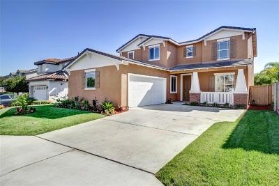 San Marcos Single Family Home For Sale: 783 Avenida Codorniz