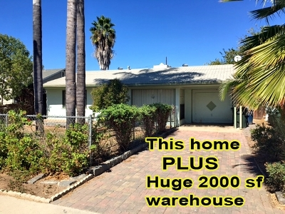 Escondido Single Family Home For Sale: 612 W 10th Street