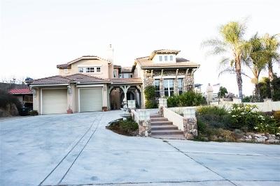 Fallbrook Single Family Home For Sale: 315 Highland Oaks Ln