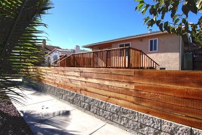 San Diego Multi Family 2-4 For Sale: 4354 Felton Street