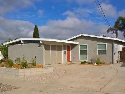 Single Family Home For Sale: 5506 Conrad Ave