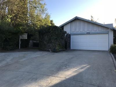 San Diego Single Family Home For Sale: 13762 Tres Vista Court