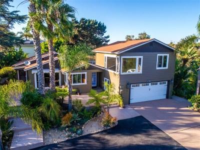 Oceanside Single Family Home For Sale: 1780 Troy Ln