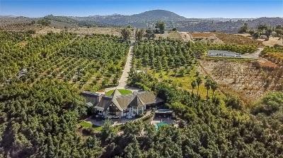 Valley Center Single Family Home For Sale: 11830 Mesa Verde Dr
