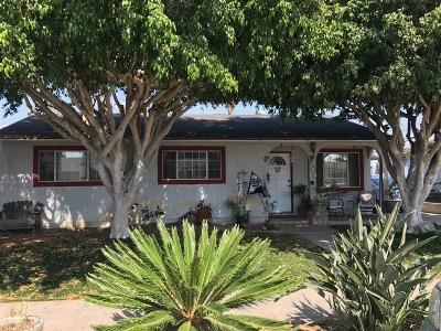 San Diego Single Family Home For Sale: 567 Sawtelle Ave