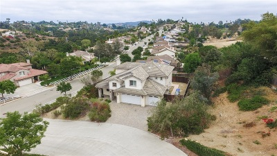 Oceanside Single Family Home For Sale: 1468 Belmont Park Rd