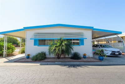 San Marcos Mobile/Manufactured For Sale: 1286 Discovery St #15