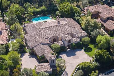Rancho Santa Fe Single Family Home For Sale: 6603 Calle Ponte Bella