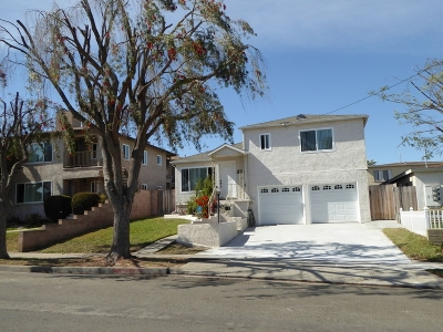 San Diego Single Family Home For Sale: 2056 Oliver Ave.