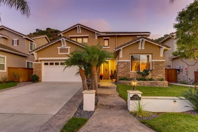 Carlsbad Single Family Home For Sale: 5025 Ashberry Rd