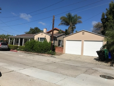 Multi Family 2-4 For Sale: 6465-6467 Electric Ave